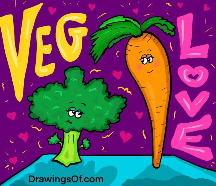 A Story for Kids to Eat Fruit and Veggies!