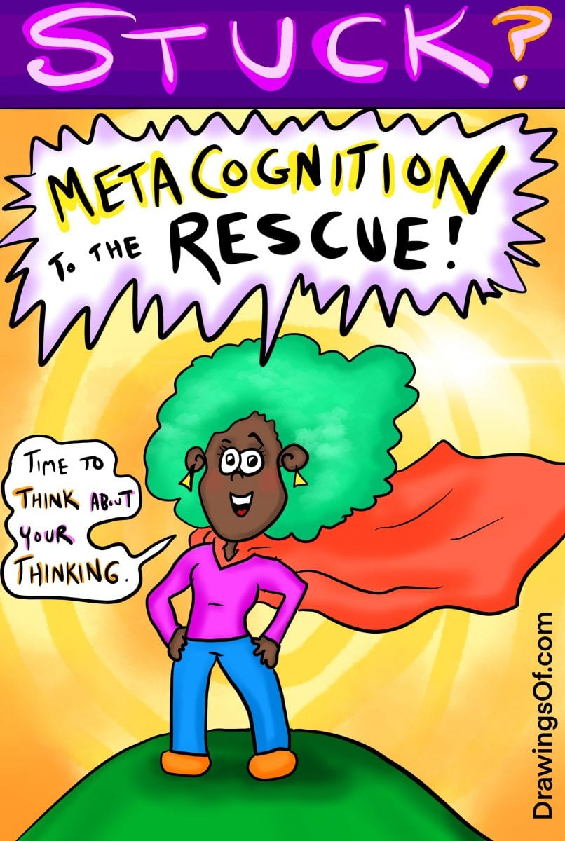 Metacognition strategies definition and example