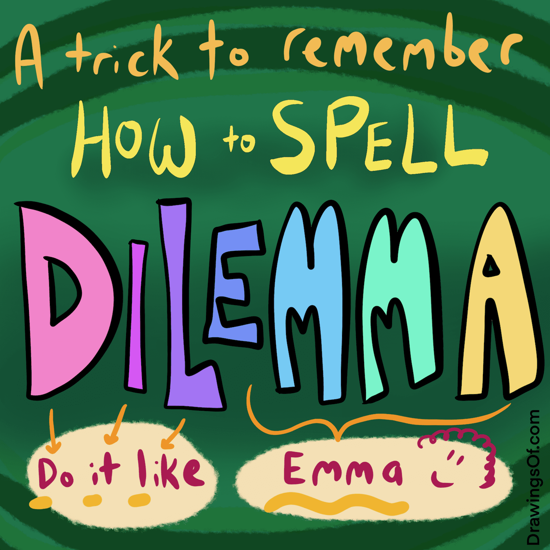 Spell dilemma
