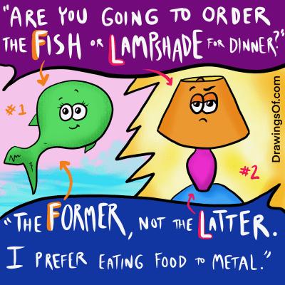 Former vs. latter, illustrated!